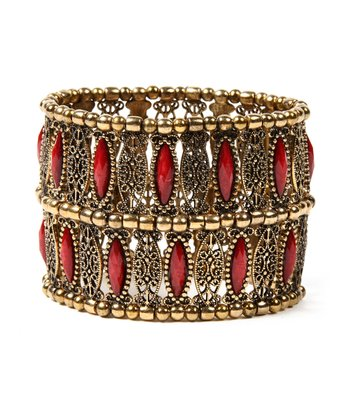 Ruby Napeague Stretch Bracelet