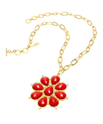 Ruby Maisie Necklace
