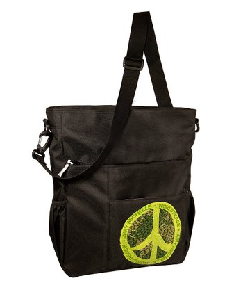 Ecobaby World Peace Diaper Bag