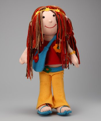 Fashion Hippy Doll