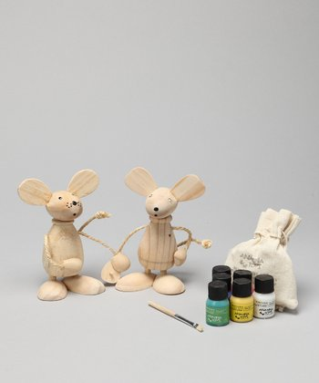 Playful Mice Set