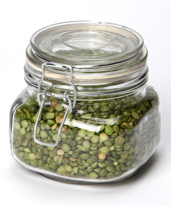 Clamp-Top Hermes 17-Oz. Jar