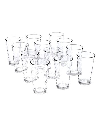 16-Oz. Domino Tumbler - Set of 12