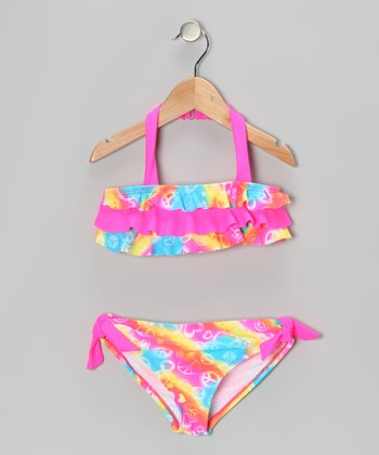 Rainbow Happiness Bikini