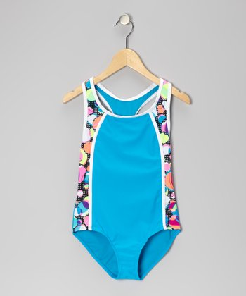 Blue Pinball Wizard One-Piece