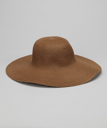 Brown Sunhat