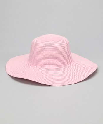 Strawberry Pink Sunhat