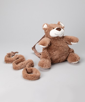 Brown Bear Backpack Harness
