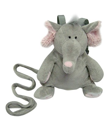 Gray Elephant Backpack Harness