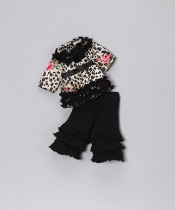 Black Zara Doll Outfit
