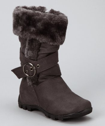 Gray Aliccia-2 Boot