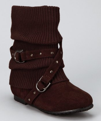 Brown Lizzy Boot