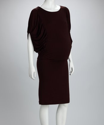 Expresso Renee Maternity & Nursing Dress