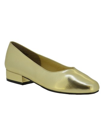 Gold Dandy Pump