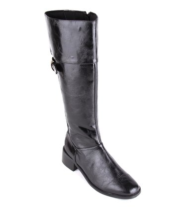 Black Antique Mimi Boot