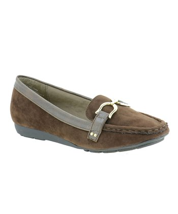 Brown Misty Loafer