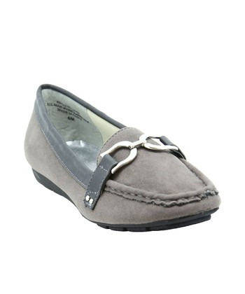 Gray Misty Loafer