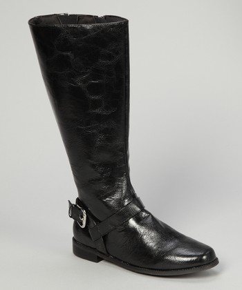 Black Ramona Boot
