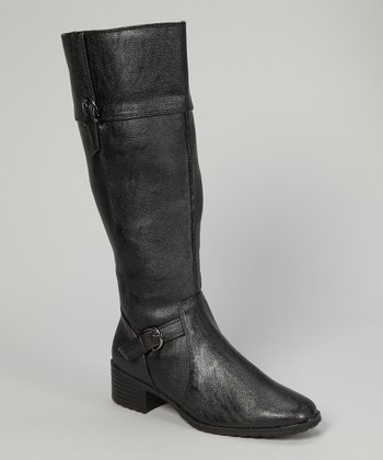 Black Brinkley Boot