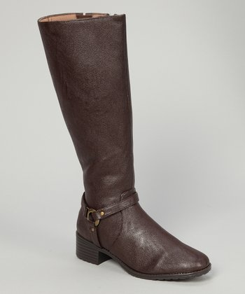 Brown Jasmeet Boot