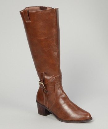 Copper Vanda Boot