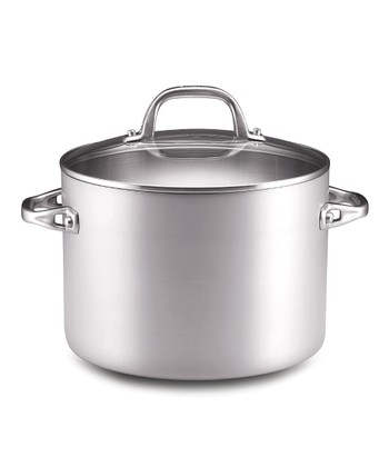 Chef Clad 8-Qt. Covered Stockpot