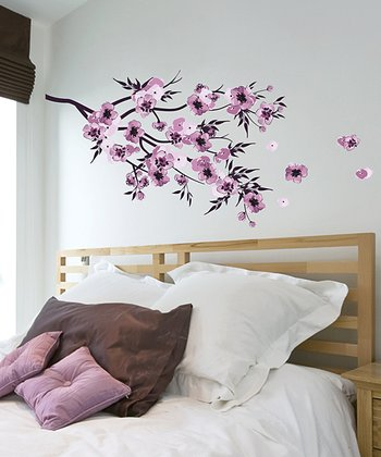 Fleurs Wall Decal Set