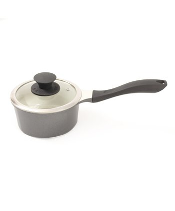 Charcoal 1.7-Qt. Covered Saucepan