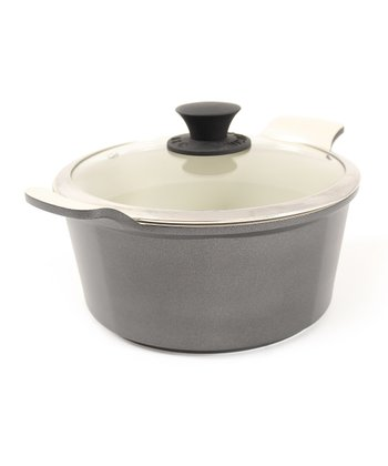 Charcoal 5.7-Qt. Covered Pot