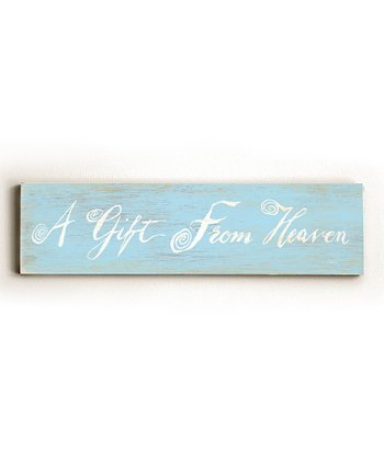 'A Gift from Heaven' Wall Art