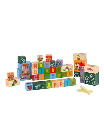 Arthur's ABC Blocks