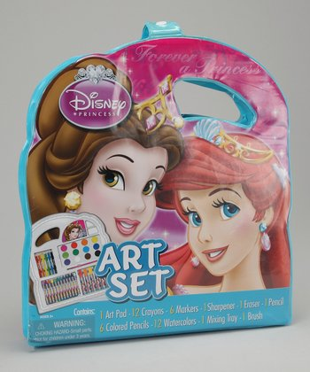 Disney Princess Character Art Set