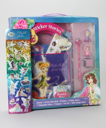 Fairy Sticker Stories Activity Box