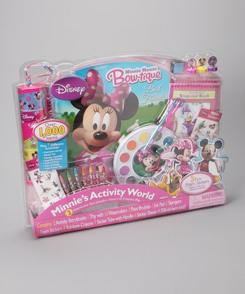 Minnie Mouse 1,000-Piece Activity Collection