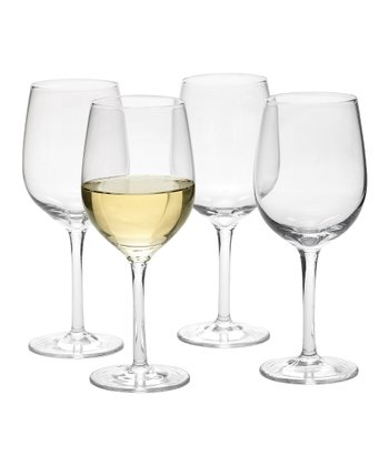 Sommelier Collection White Wine Glass - Set of Four