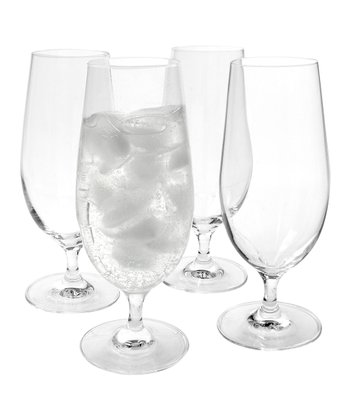 Veritas Collection Water Glass - Set of Four
