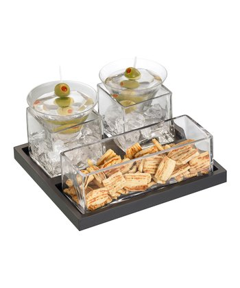 Happy Hour Collection Cocktail Server Set
