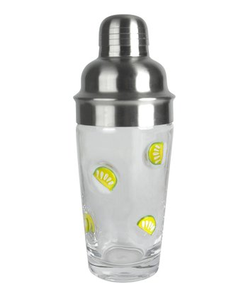 Lemon Martini Shaker