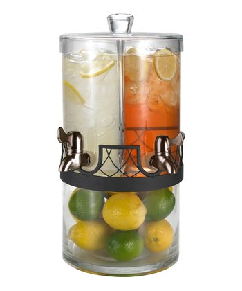 Twice as Nice 2-Gal. Beverage Server