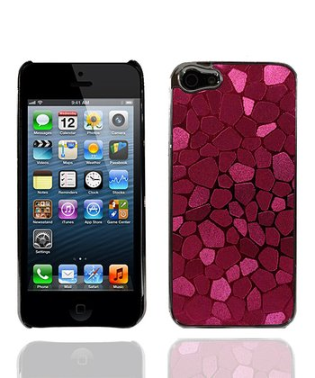 Pink Stepping Stones Case for iPhone 5