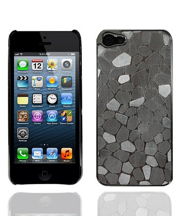 Silver Stepping Stones Case for iPhone 5