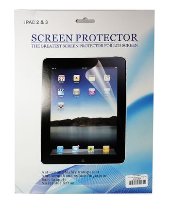 Screen Protector for iPad 2/3