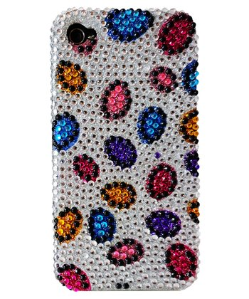 Crystal Jellybean Case for iPhone 4/4S