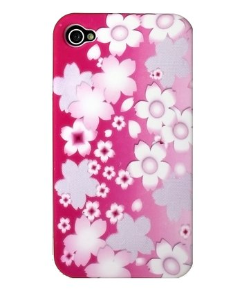 Pink Cherry Blossom Case for iPhone 4/4S