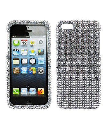 White Crystal iPhone 5 Case