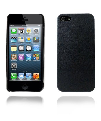 Black Designer Case for iPhone 5