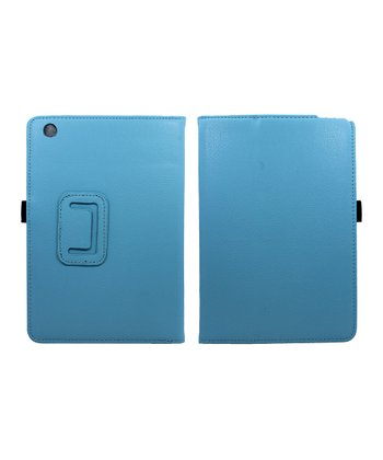 Blue Flip Stand Case for iPad mini