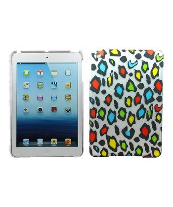 Rainbow Leopard Case for iPad mini