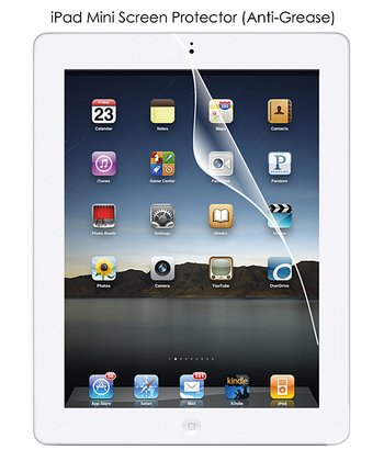 Anti-Grease Screen Protector for iPad Mini