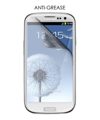 Anti-Grease Screen Protector for Samsung Galaxy S III